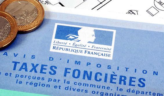 suppression taxe fonciere